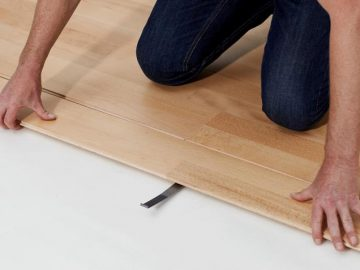 Time to Replace Your Floors